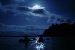 Cape Meares Moonlight Paddle